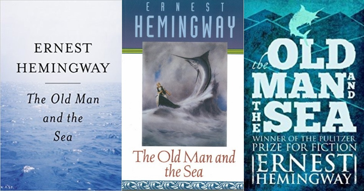 The old man and the sea book review ernest hemingway (1)