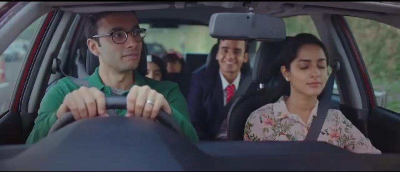 Honda Ad Film #BeReadyVehicle brv