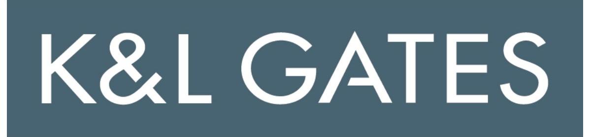 K&L Gates Australian Open Sponsor Partner