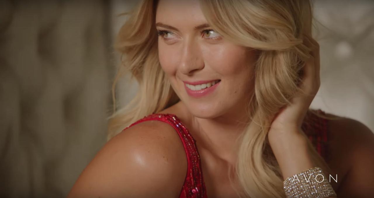 Maria Sharapova Brand Endorsements Sponsors Partners Brand Ambassador List Avon