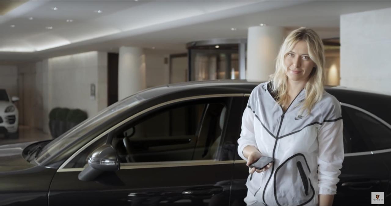 Maria Sharapova Brand Endorsements Sponsors Partners Brand Ambassador List Porsche