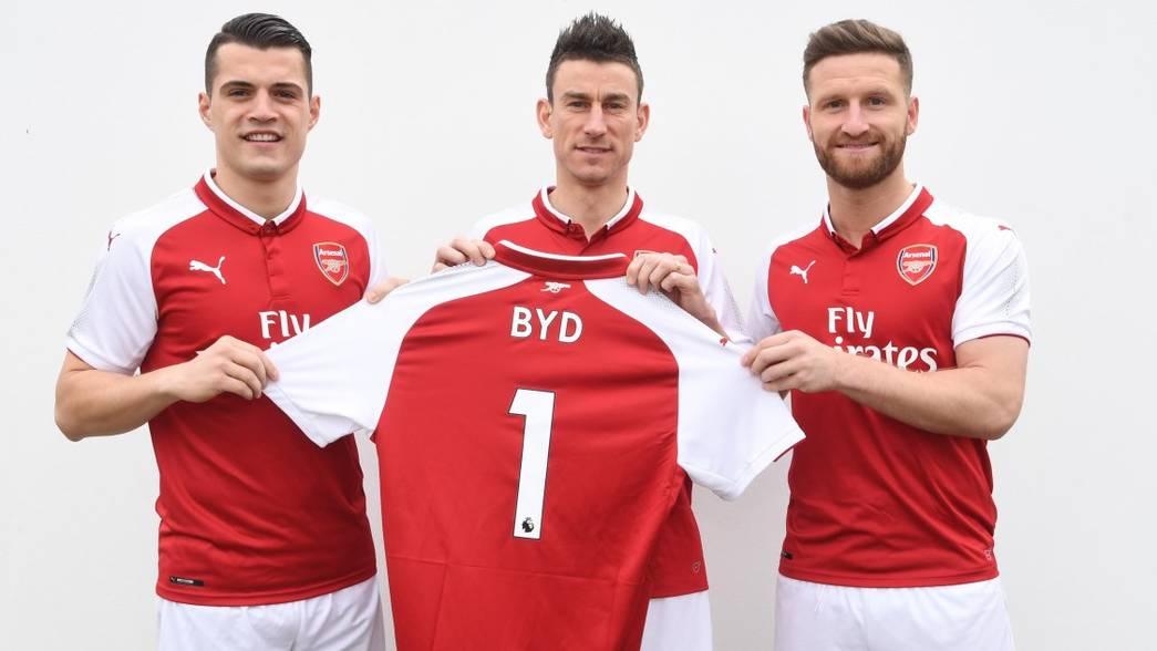 Arsenal FC Football Club Sponsors Partners Sponsorships Partnerships Brand Endorsements BYD