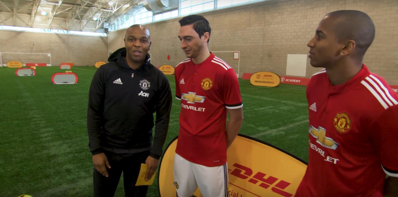 Manchester United Man Utd Red Devils Sponsorships Partnerships Brands DHL