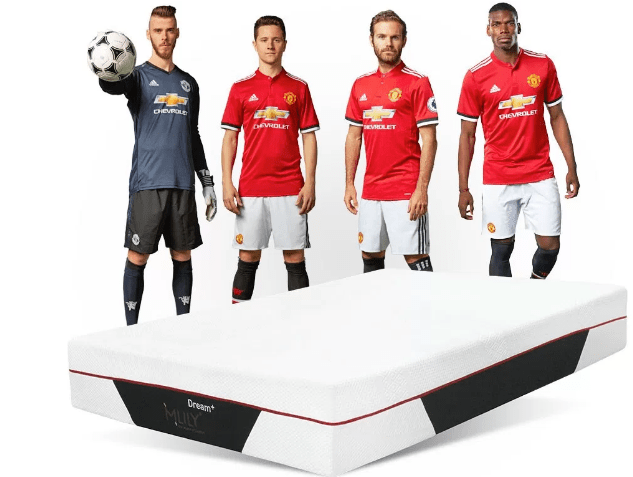 Manchester United Sponsor Partner Man Utd Red Devils Sponsorships Partnerships Brands Mliliy