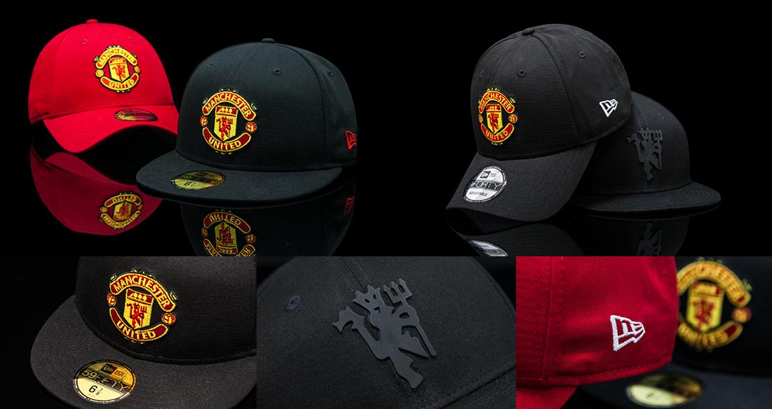 Manchester United Man Utd Red Devils Sponsorships Partnerships Brands New Era Caps