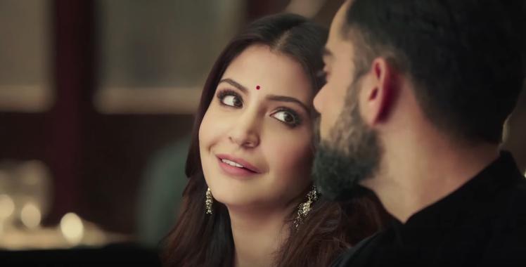 Anushka Sharma Brand Endorsements Brand Ambassador Promotions TVC Advertisements List Manyavar Mohey