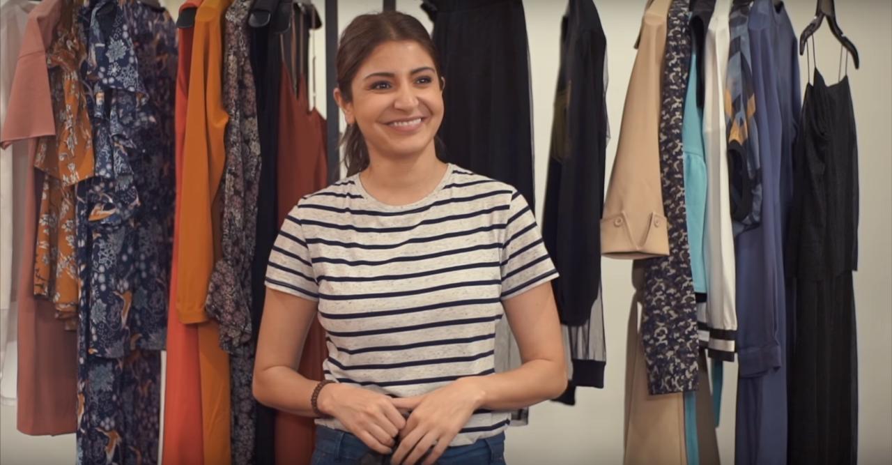 Anushka Sharma Brand Endorsements Brand Ambassador Promotions TVC Advertisements List Nush
