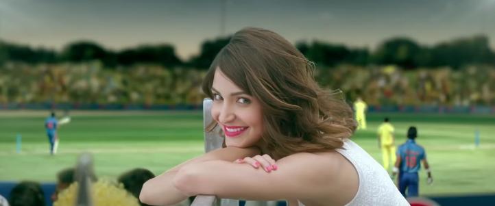 Anushka Sharma Brand Endorsements Brand Ambassador Promotions TVC Advertisements List Pepsi