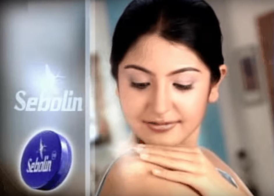 Anushka Sharma Brand Endorsements Brand Ambassador Promotions TVC Advertisements List Sebolin