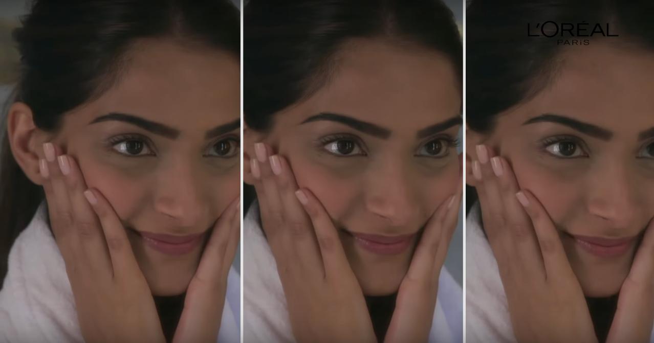 Sonam Kapoor Brand Endorsements Brand Ambassador Advertisements TVCs List Loreal face