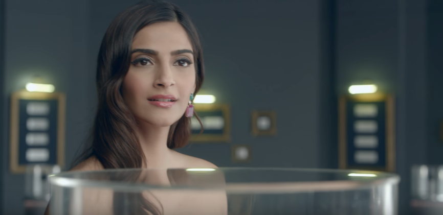 Sonam Kapoor Brand Endorsements Brand Ambassador Advertisements TVCs List Roma switched anchor by panasonic.png