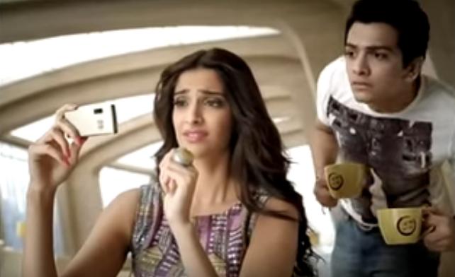 Sonam Kapoor Brand Endorsements Brand Ambassador Advertisements TVCs List Spice Mobile