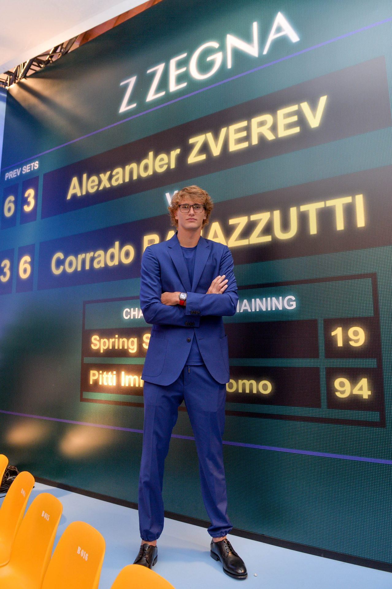 Alexander Zverev Brand endorsement advertising ambassador contract deal Z Zegna.jpg
