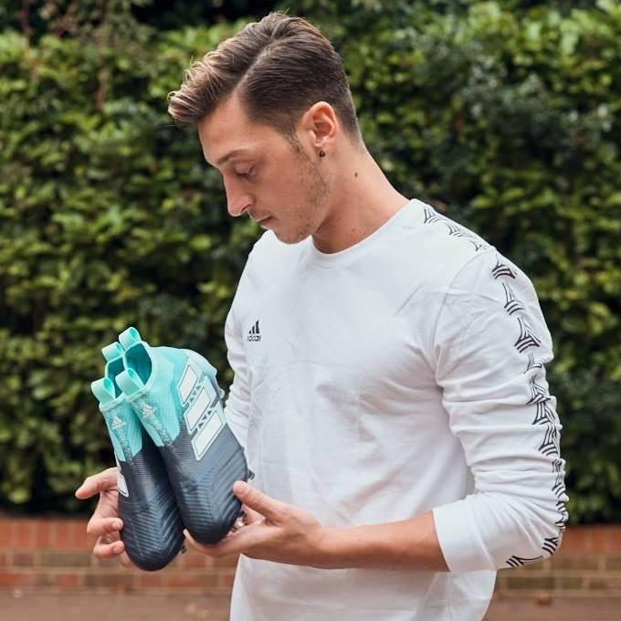 Mesut Ozil Brand Endorsements Sponsors Partners Mesut Ozil Advertising TVC Ad.jpg Adidas