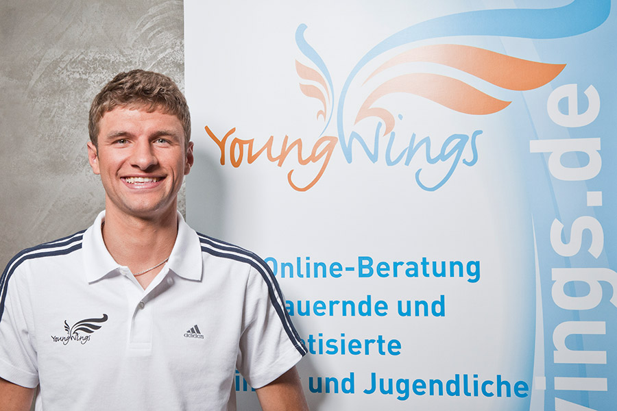 Thomas Muller Brand Endorsements Sponsors Ambassador Partners Advertisements TVC Promotion Young Wings