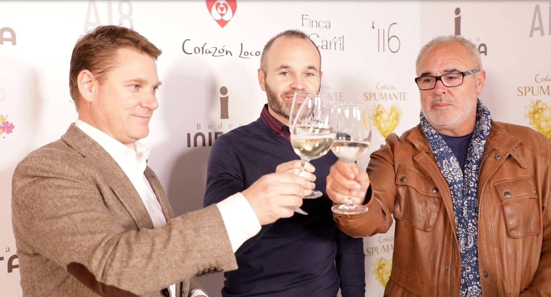 Andres Iniesta Brand Endorsements Brand Ambassador Sponsorship Partners Advertising TVC Spain BarcelonaBodega Iniesta