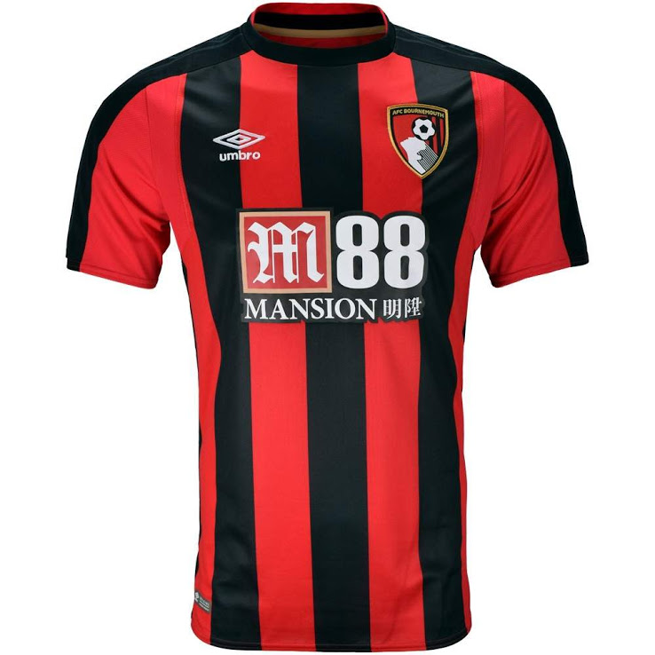 Athletic Football Club Bournemouth AFCB Sponsors Partners Brands Advertising Associations Umbro