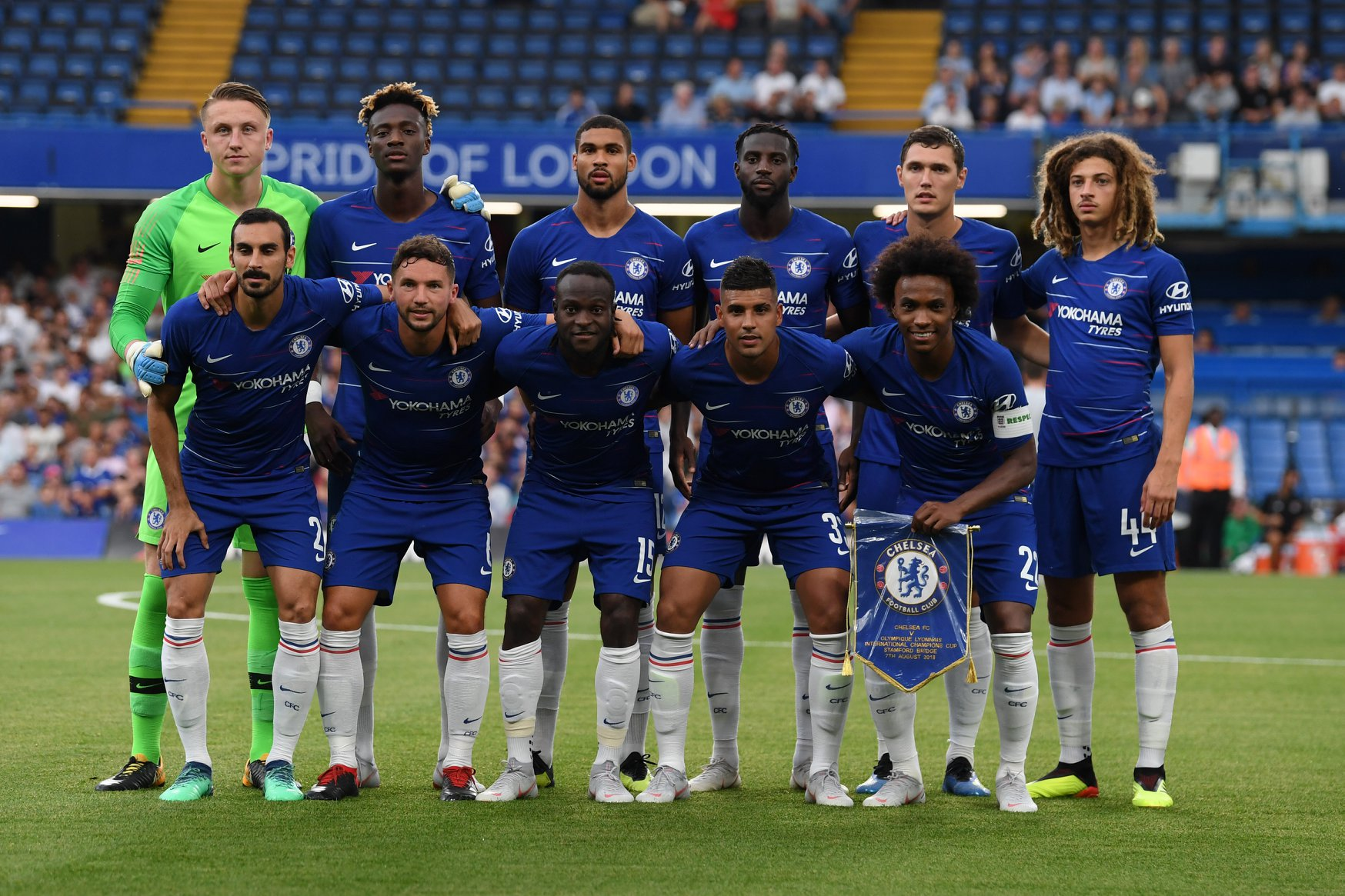 Brand Associations Of Chelsea Fc For 2018 2019 Season Sportskhabri