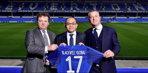 Everton Football Club Partners Sponsors Brand Associations Logos Advertising Blackwell Global