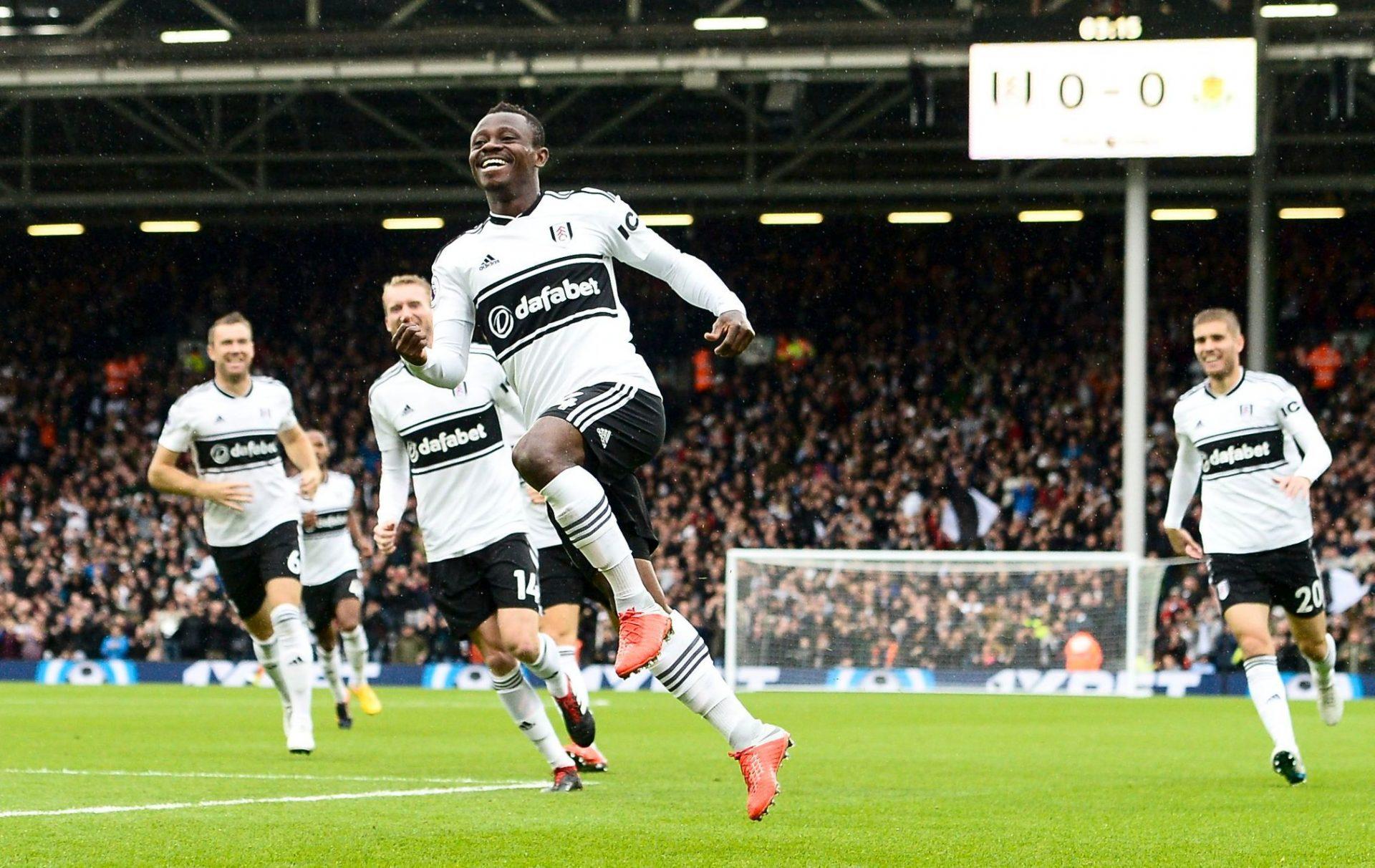Fulham Football Club Partner Supplier Sponsor Premier League Advertising Brands Logos Dafabet
