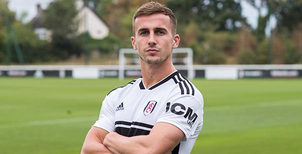 Fulham ICM Shirt Sleeve Sponsor Logo Brand Premier League Football Clubs