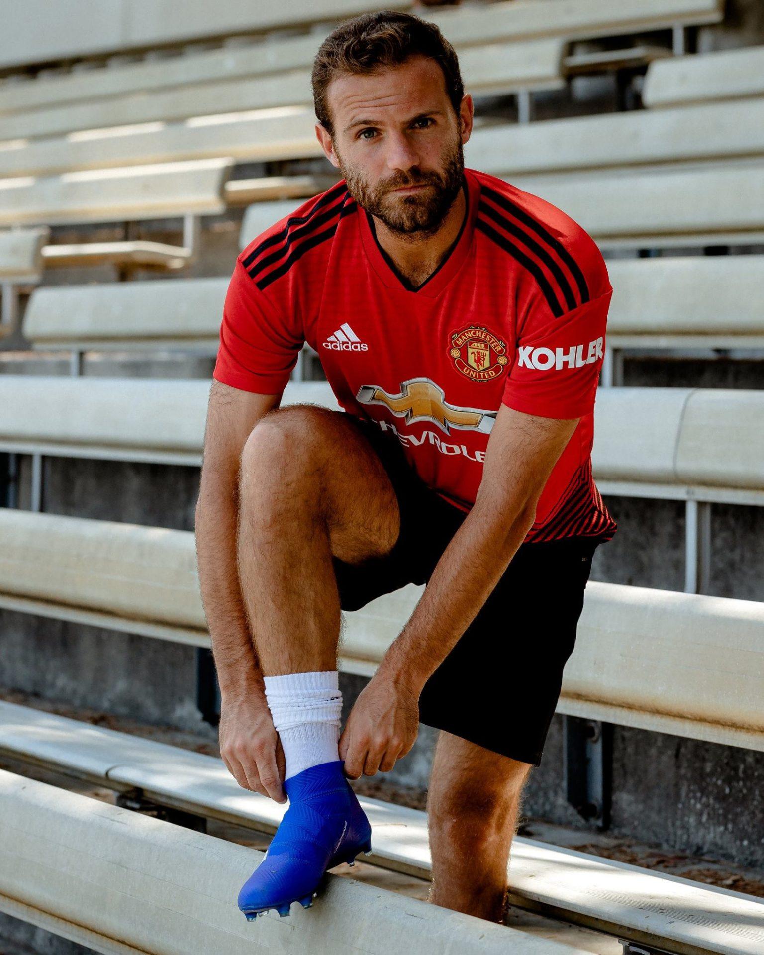 Manchester United Kohler Sponsor Partner Sleeve Sponsor