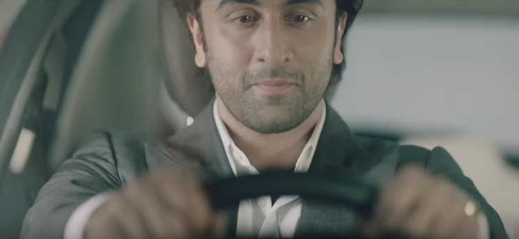 Ranbir Kapoor Brand Ambassador Brand Endorsements Advertisements Ads TVC Promotions Associations Ranbeer Renault car