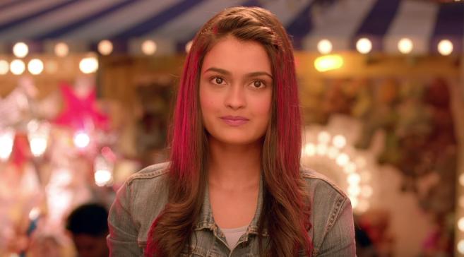 Cadbury Dairy Milk India Crispello TVC Advertisement Girl