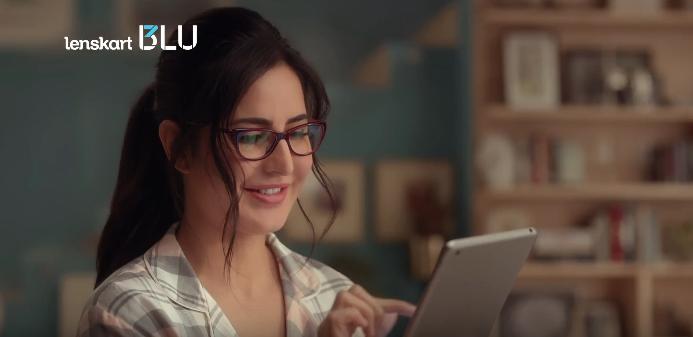 Katrina Kaif Brand Ambassador Brand Endorsements List Promotions TVC Advertisements Lenskart BLU