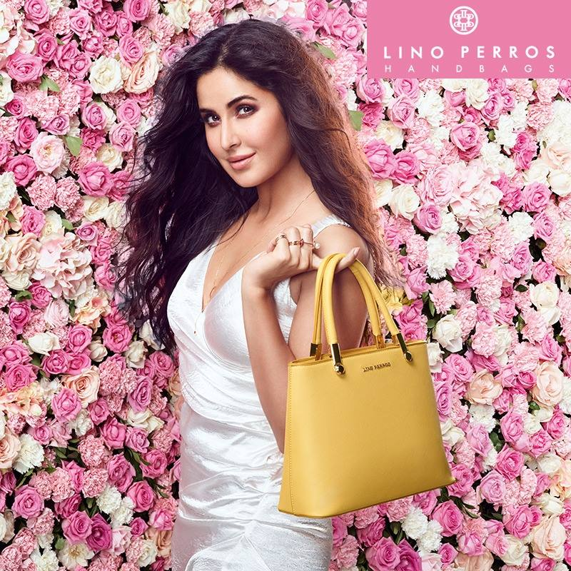 Katrina Kaif Brand Ambassador Brand Endorsements List Promotions TVC Advertisements Lino Perros