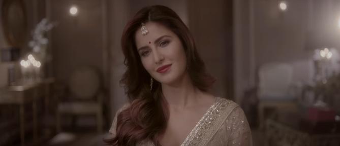 Katrina Kaif Brand Ambassador Brand Endorsements List Promotions TVC Advertisements Titan Raga
