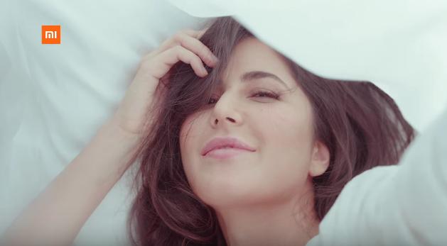 Katrina Kaif Brand Ambassador Brand Endorsements List Promotions TVC Advertisements Xiaomi's Redmi Y