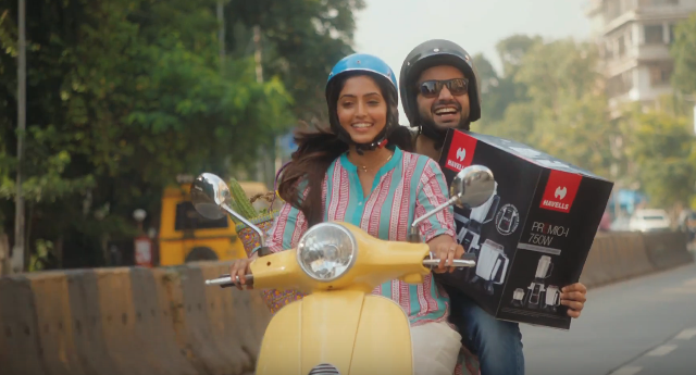 Saath ki life Sukoon ki life Havells India Ad