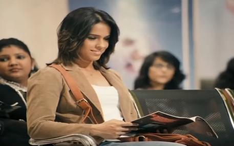 Saina Nehwal Brand Endorsements Advertising Brand Ambassador TVCs Associations Sponsors Indian Overseas Bank