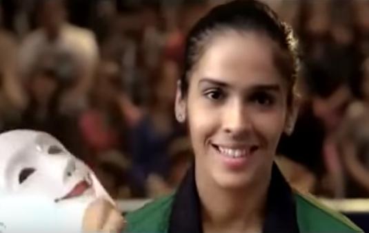 Saina Nehwal Brand Endorsements Advertising Brand Ambassador TVCs Associations Sponsors Iodex Ultra Gel