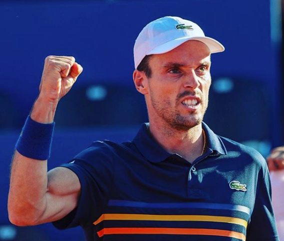 Roberto Bautista Agut Brand Ambassador Endorsements Sponsors Partnerships List Sports Tennis Spanish Player Lacoste