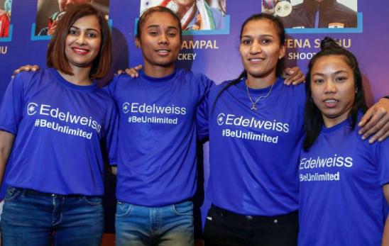 Hima Das Sponsors Brand Ambassador Advertising TVCs Ads Social Media promotions Brand Associations Tie-ups endorsements