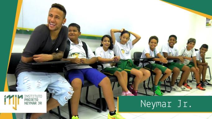Neymar Junior Jr Brand Ambassador Partners Endorsements Lists Advertising associations sponsorships social media promotions TVC advertisements sponsors Instituto Projects Neymar. Jr
