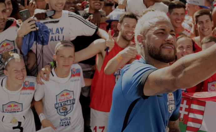Neymar Junior Jr Brand Ambassador Partners Endorsements Lists Advertising associations sponsorships social media promotions TVC advertisements sponsors NR Sports